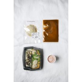 Menu : Coquillages et crustacés